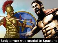 Corazza spartana