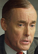 John C. McGinley as Red Barber