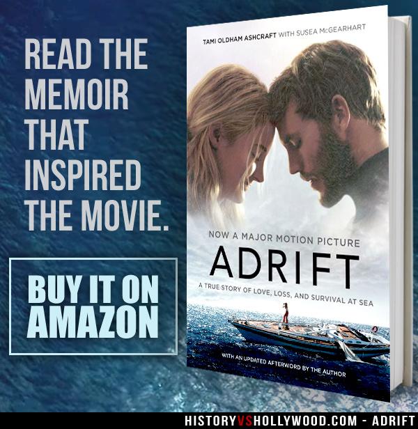 Adrift Memoir By Tami Oldham Ashcraft