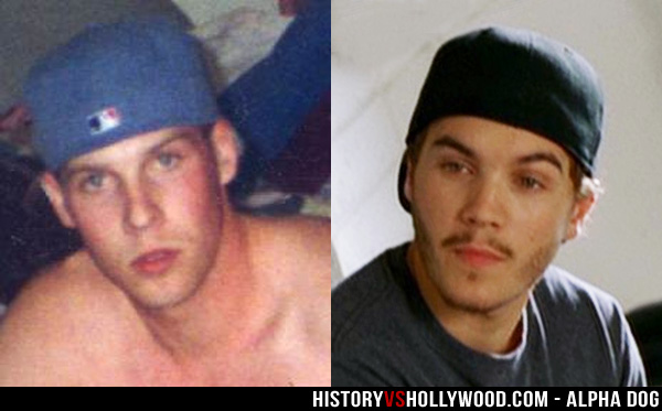 Jesse James Hollywood and Emile Hirsch