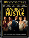 American Hustle DVD Blu-ray Movie