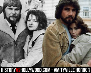George and Kathy Lutz vs James Brolin and Margot Kidder