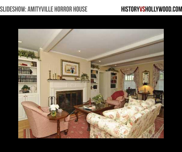 Inside The Real Amityville Horror House View Interior Photos