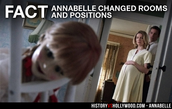 Real Annabelle Doll - Annabelle Movie True Story, Annabelle Higgins