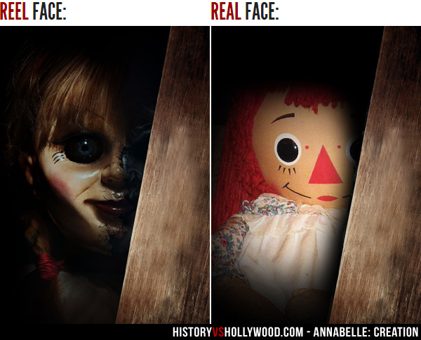 Is Annabelle 2 Creation a True Story? The Doll Reveals the