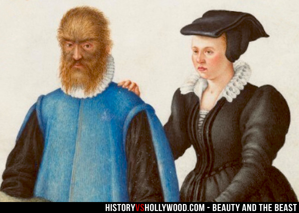 The True Story Behind Beauty And The Beast