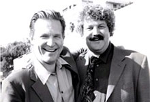 Jeff Bridges and Jeff Dowd