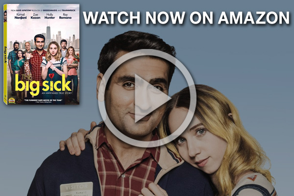 The Big Sick vs the True Story of Emily Gordon and Kumail