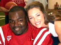 Michael Oher Collins Tuohy