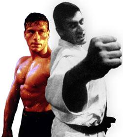 Jean Claude Van Damme Bloodsport Frank Dux