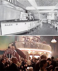 Real Babette's Nightclub and the Boardwalk Empire Babette's