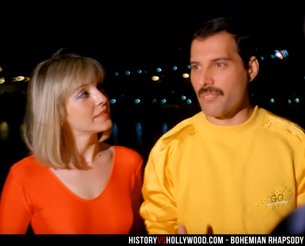 Bohemian Rhapsody Movie vs the True Story of Freddie Mercury