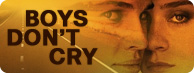 boys don't cry versus the teena Boys don't cry tells the real-life story of brandon teena, born teena brandon, a  biological woman more at home living as a man jumping from.