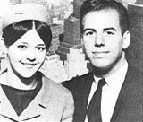 Stewardess and Frank Abagnale Jr. Con Man
