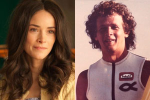 Abigail Spencer and Yancy Spencer