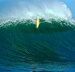 Jay Moriarity Iron Cross Wipeout