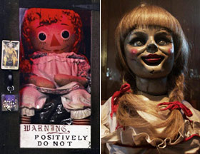 Real Conjuring Doll