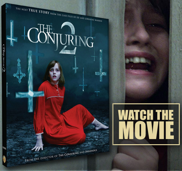 The Conjuring 2 Vs The True Story Of The Enfield Poltergeist