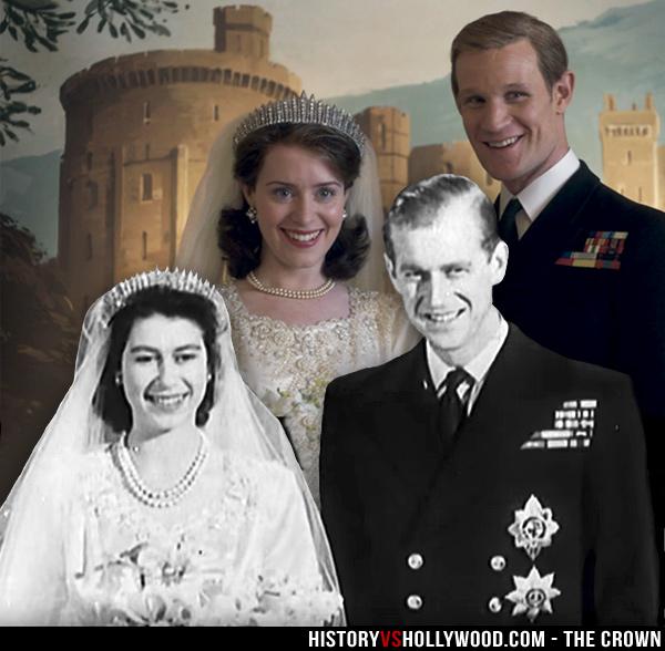 Netflix's The Crown vs the True Story of Queen Elizabeth II