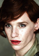 Eddie Redmayne as Lili Elbe