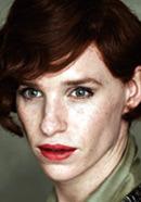 Eddie Redmayne as Lili Elbe
