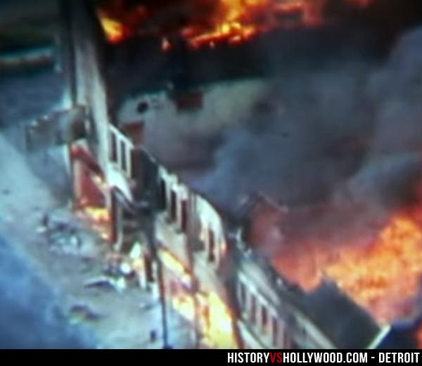 Detroit Movie vs  the True Story of the Algiers Motel Killings