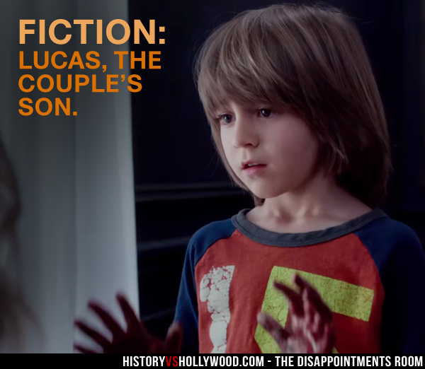 Lucas is fiction
