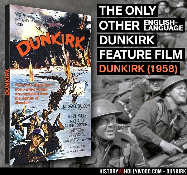 Dunkirk Movie vs  the True Story of the WW2 Dunkirk Evacuation