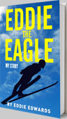 Eddie the Eagle: My Story book