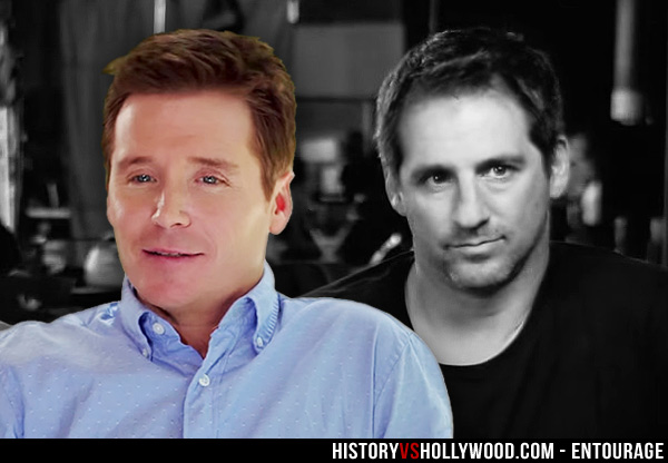 Kevin Connolly and Steve Levinson
