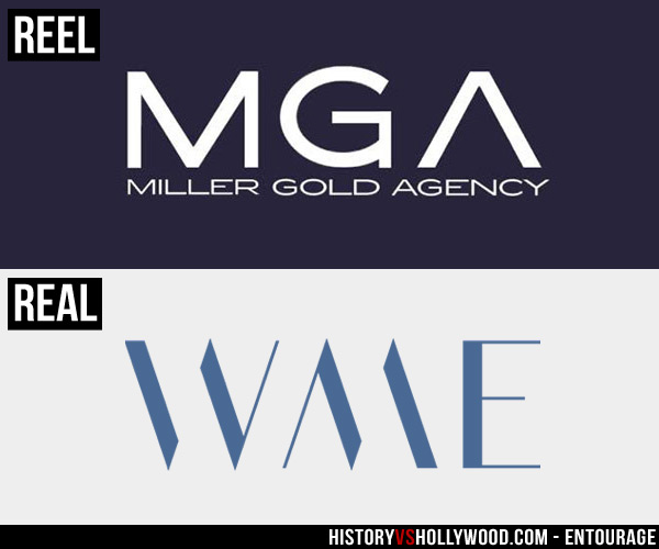 Miller Gold Agency MGA and William Morris Endeavor WME
