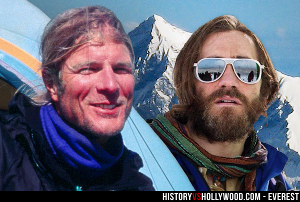 The tragedy of a blizzard on mount everest in may 1996