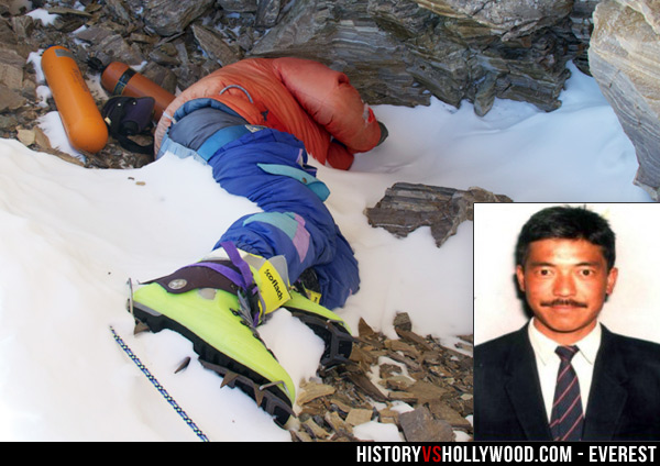 Everest movie vs true story of 1996 mount everest disaster for Cleaning out deceased parents home