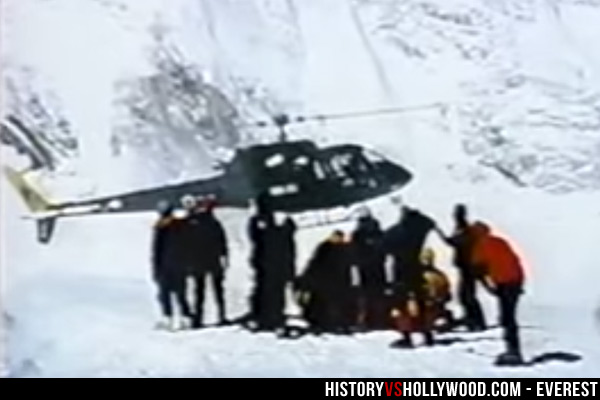 Everest Movie vs  True Story of 1996 Mount Everest Disaster