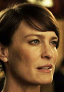 Robin Wright as Peach Weathers