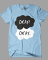 Fault in Our Stars Okay T-Shirt