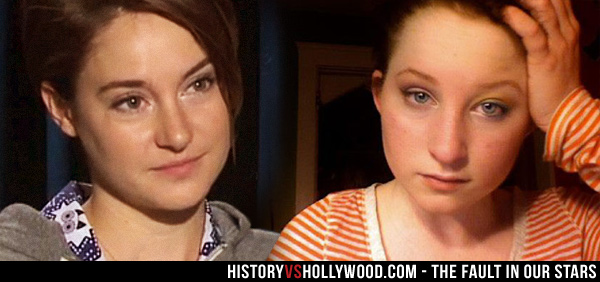 Shailene Woodley and Esther Earl