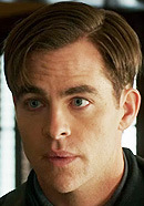 Chris Pine as Bernie Webber