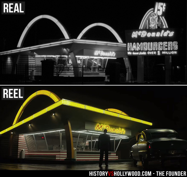 Ray Kroc's First McDonald's Restaurant