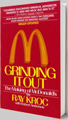 Grinding It Out Ray Kroc book