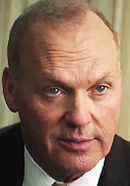 Michael Keaton as Ray Kroc