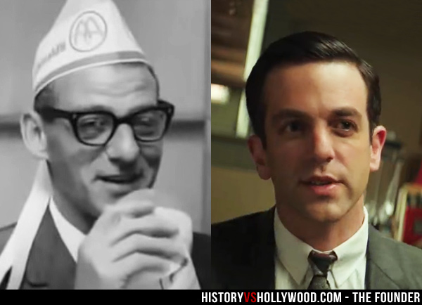 Harry Sonneborn and B.J. Novak