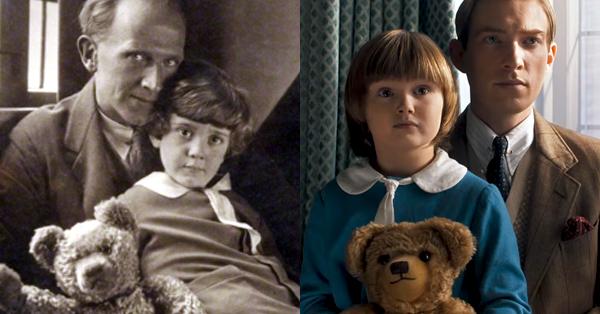 How Accurate Is Goodbye Christopher Robin The True Story Behind Winnie The Pooh