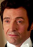 Hugh Jackman as P.T. Barnum