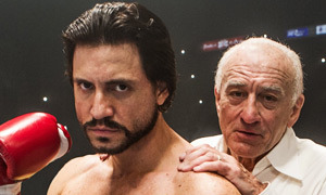 Hands of Stone movie