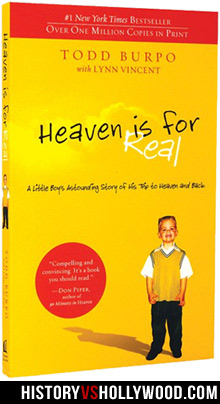 Heaven is for Real True Story vs Movie - Real Colton Burpo