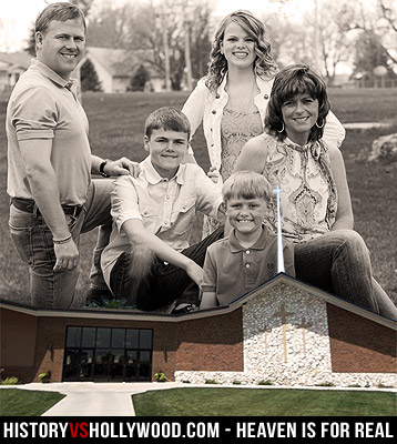 The Burpo Family and the Crossroads Wesleyan Church