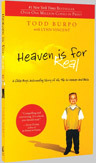 Todd Burpo Heaven is for Real Book