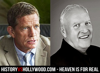 Thomas Haden Church and Phil Harris