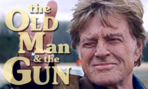The Old Man and the Gun Movie